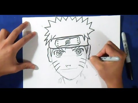 Comment dessiner naruto youtube - Comment dessiner sasuke ...