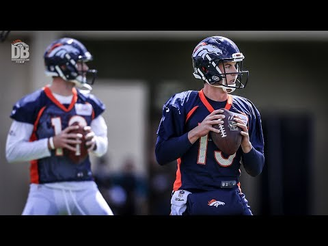 BTV: Quarterback competition heats up with the start of OTAs