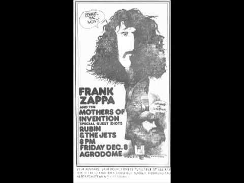 Frank Zappa - 10 29 72 - Binghamton, NY