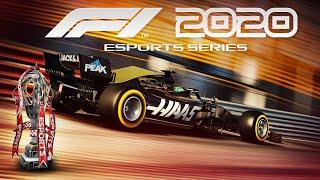 QUALIFYING FOR F1 2020 ESPORTS