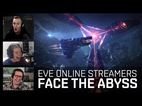 EVE Online Streamers Join Forces & Face the Abyss