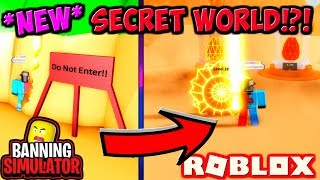 I used a GOD BAN HAMMER    BANNED ALL YOUTUBERS   (Roblox)