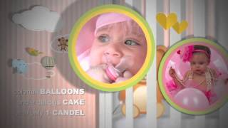 Birth Announcement - Baby Photo Album - Ae Template | Videohive