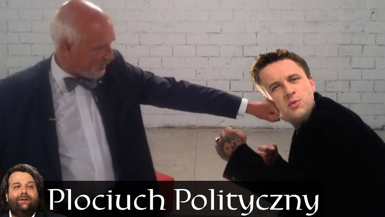 Janusz Korwin Mikke vs Robert Anacki – KULISY POLITYKI – Rozmowa z Członkiem Zarządu partii Wolność