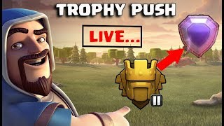 Clash Of Clans Live Attack Strategy | Clash Of Clans New Update 2018