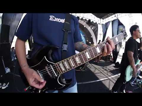 Pee Wee Gaskins - Kangen GUITAR Playthrough (Checksound)