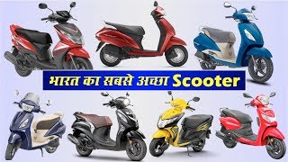 Best Scooter in India 2020, Shocking Results, Best Mileage, Power, Torque