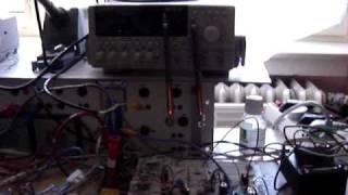 EL84, IN13, ECC85, ECC82, EM80 Tube amplifier