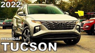2022 Hyundai Tucson - Ultimate In-Depth Look in 4K