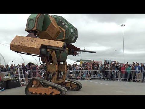 Yakın Geleceği Kabusa Çevirecek 7 Silah teknolojisi
