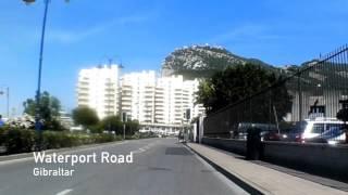 La Linea de la Concepción to Gibraltar Bike Commuting