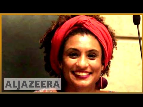 🇧🇷 Protests in Brazil after politician Franco was shot dead | Al Jazeera English