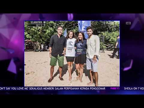 Hamish Daud Membuat Gerakan Indonesia Ocean Pride