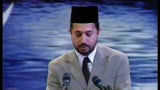 Nazam - Har Taraf Fikar Ko Dorra Ke Thakayea Hum Ne Jalsah Salana Norway
