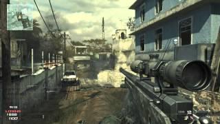 ReV_imaQUIKSCOPE - MW3 Game Clip