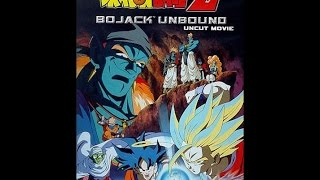 Dragon Ball Z Movie 9: Bojack Unbound Review! (8/13/14)