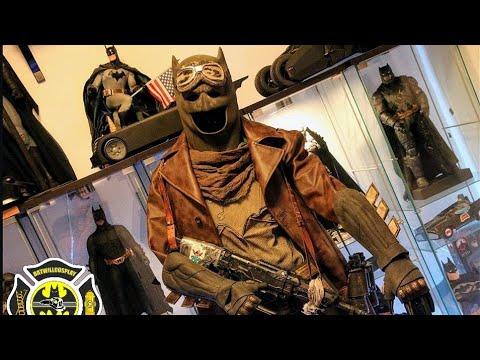Batman desert costume batman nightmare cosplay custom