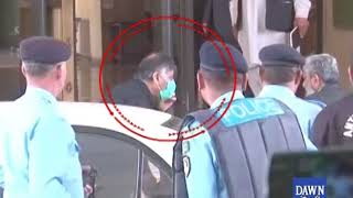 Rao Anwar arrested after absconding police official finally appears before SC