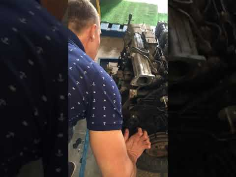 Форд рейнджер 2006, 2.5 турбо дизель, замена двс, замена ТНВД , честный автосервис Москва ,