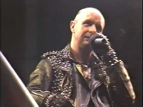 Judas Priest - Live in Detroit (1990) Full Concert