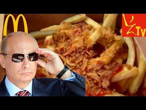 Żryj Putina a nie frytki z dodatkami z McDonalds TEST