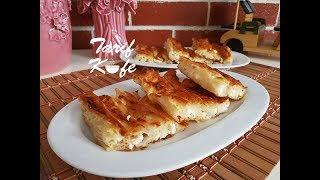 Peynirli Pileli Börek