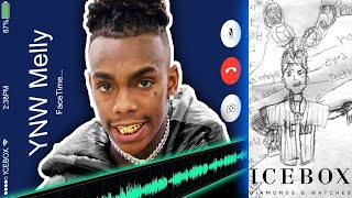 YNW Melly Calls From Jail To Create Custom Piece