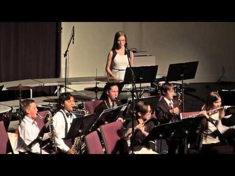 Santiam Christian Schools 2015 Christmas Program - Jr High Band