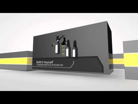 HP CE278A 78A Black Laser Toner Cartridges Must See Deals Canada!