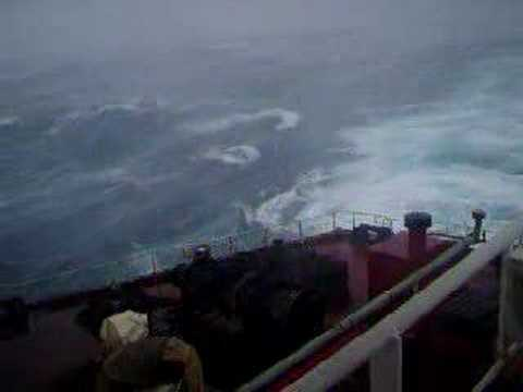 hurricane at south china sea