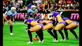 Hard sport Women's american football эпизод третий 18 + Жёсткий спорт Женская лига LFL