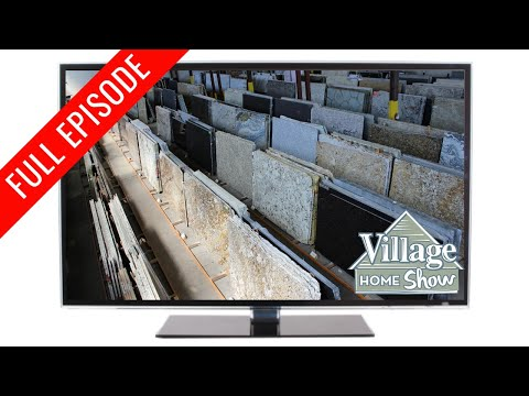 Village Home Show Episode 5: Natural Stone Counters in Quad Cities