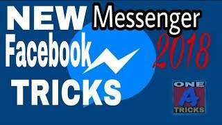Facebook messenger Tricks 2018 in Urdu hindi