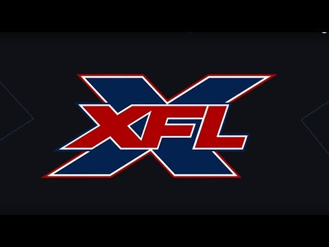 THIS IS THE XFL #XFL2020