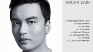 anuar zain ajari aku - complete album