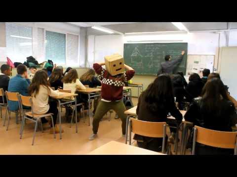 Harlem Shake - Institut Santa Eugènia - Girona