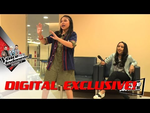 ANGGIS & RAFA & TIARA & ANNETH | DIBUANG SAYANG #1 | The Voice Kids Indonesia S2 GTV 2017