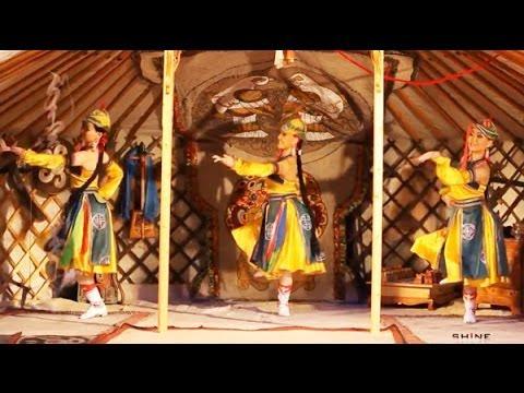 "Mongolian Music & Dance ""Mongolian Lady"" (HD)"