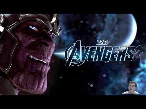 Animated Skull Wallpaper The Avengers 2 Thanos As The Villain Character