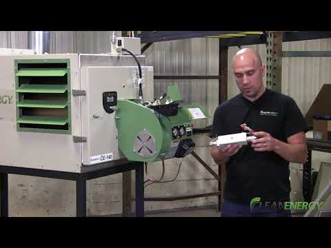 How to Clean the Pre-Heater Block of Your Waste Oil Furnace - Clean Energy Heating Systems