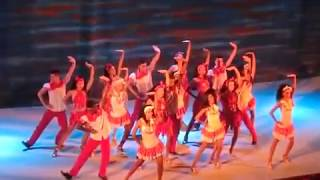 Rumba Show Dance in Havana, Cuba