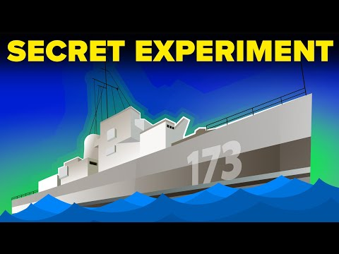 Did the US Navy Actually Teleport a Ship?