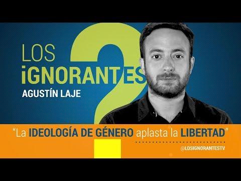 Agustín Laje: La IDEOLOGÍA DE GÉNERO aplasta la LIBERTAD