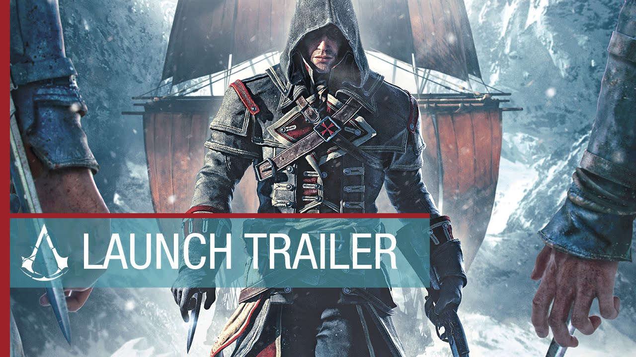 Assassin S Creed Rogue Launch Trailer Ubisoft Na Youtube