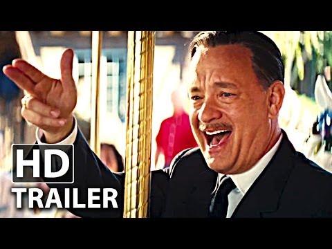 SAVING MR. BANKS - Trailer (Deutsch | German) | HD Tom Hanks