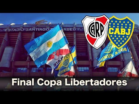 River Plate Campeón! Así se vivió la Final de La Copa Libertadores en Madrid