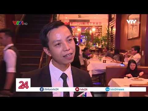 Trải nghiệm nhà hàng đạt danh hiệu Top 1 ẩm thực cao cấp Việt Nam  - Tin Tức VTV24
