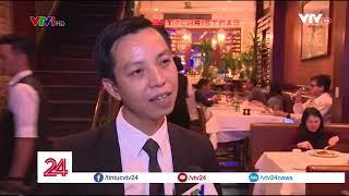 Trải nghiệm nhà hàng đạt danh hiệu Top 1 ẩm thực cao cấp Việt Nam | VTV24