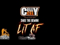 Download Celly Cel ft. Sage The Gemini - Lit AF [Prod. The Mekanix] [Thizzler.com Exclusive] MP3 song and Music Video