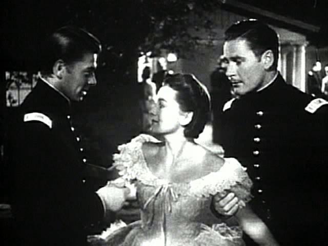 trailer for 1940 Santa Fe Trail film